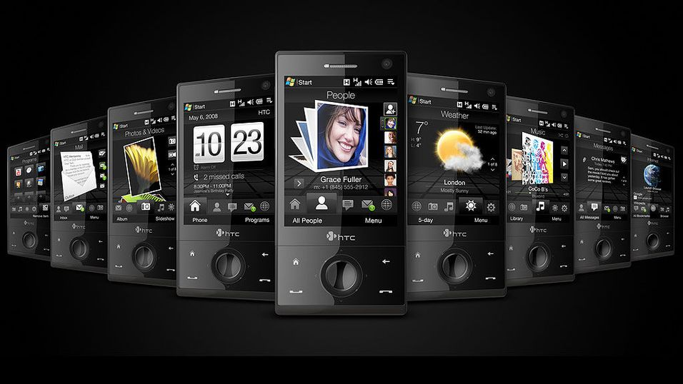 HTC Touch Diamond lansert i London