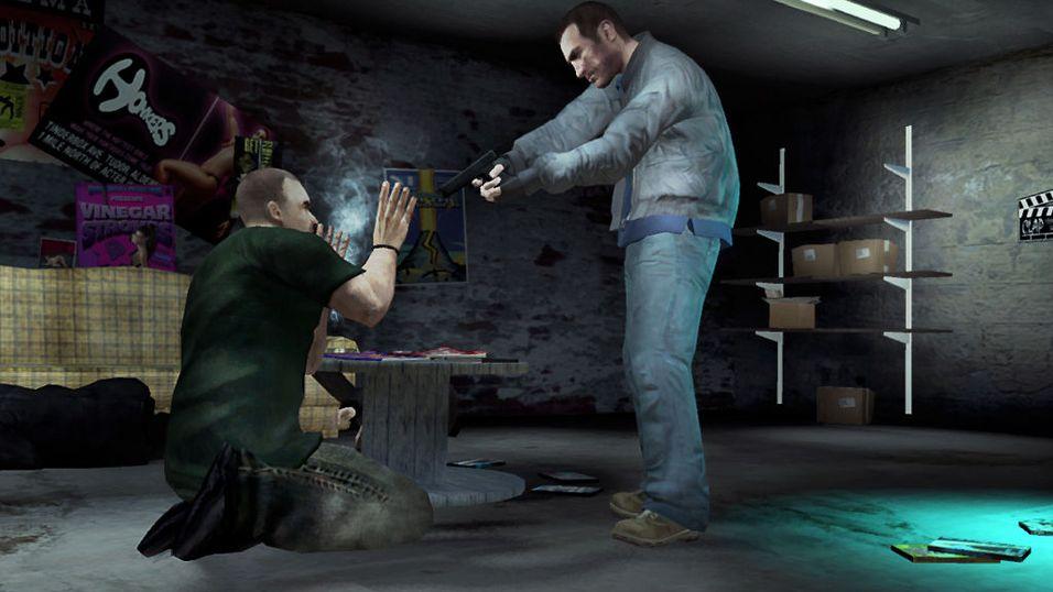 TEST: Grand Theft Auto 4
