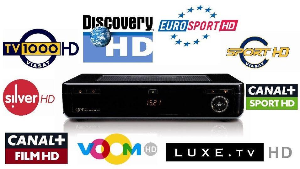 Flere HD-kanaler fra Get