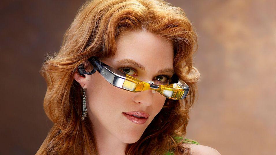 Videobriller til mobilen