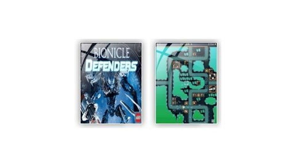 Lego Bionicle Defenders