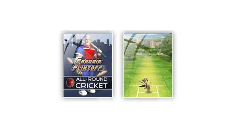 Freddie Flintoff's All-Round Cricket