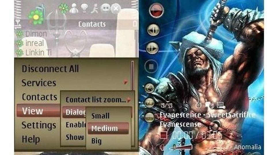 Loki mobiltema