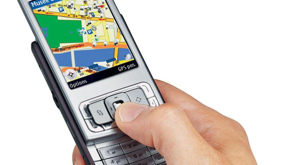 Annenhver Nokia får GPS