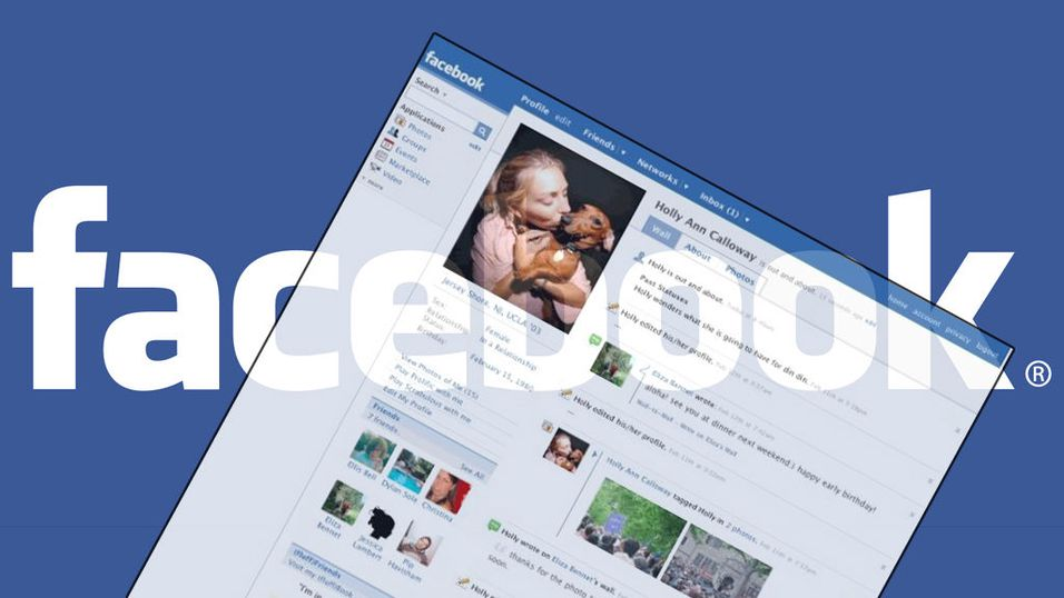 Facelift for Facebook