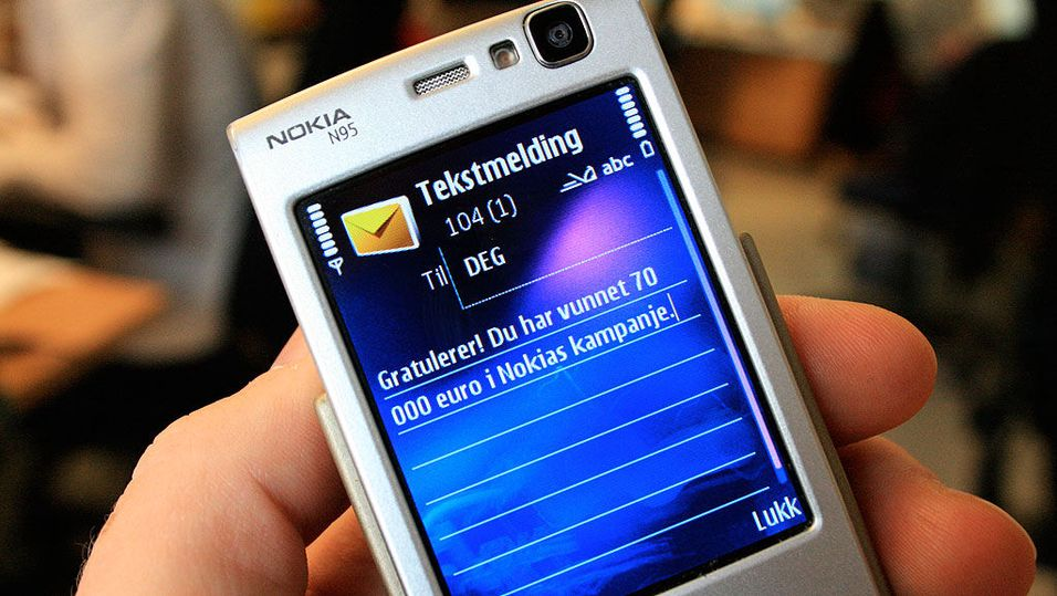 Nokia-premie er svindel