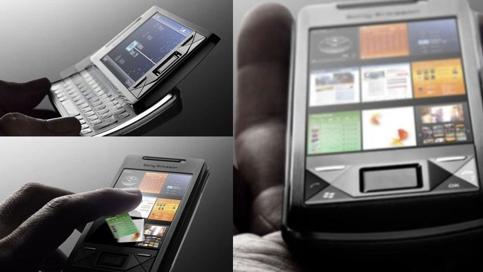 Xperia kommer i to varianter
