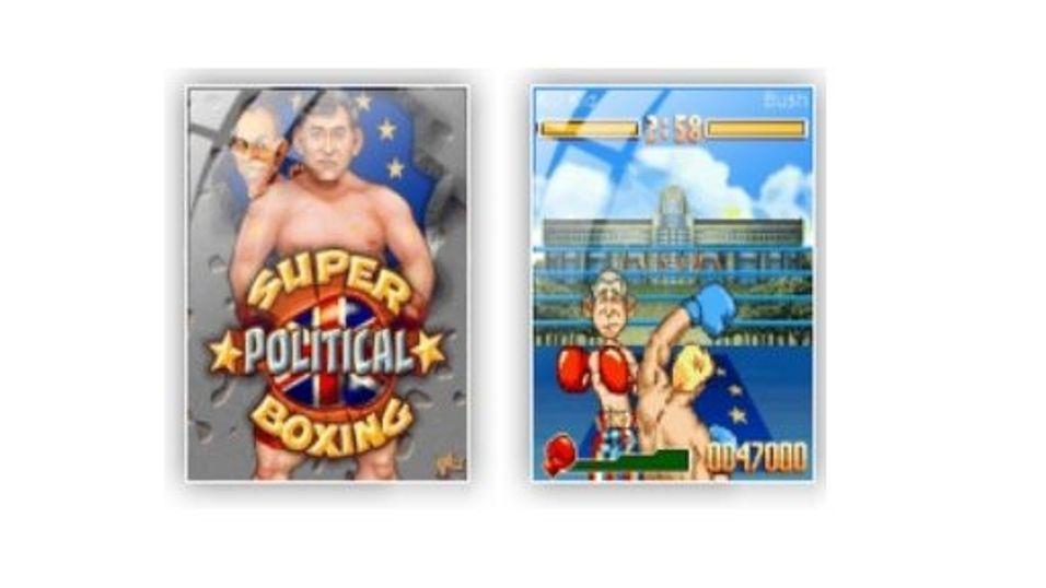 Super political boxing