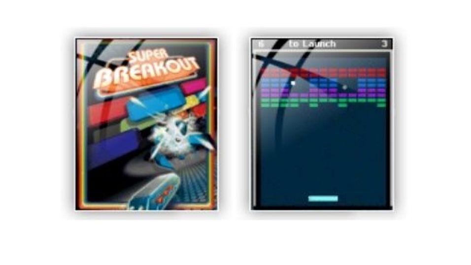 Atari's Super Breakout