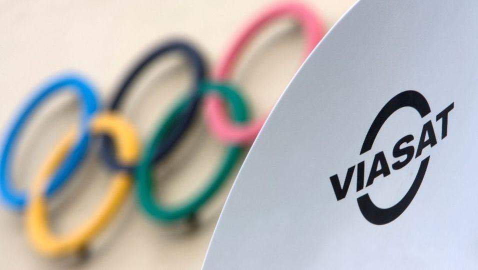 Krystallklar olympisk HDTV