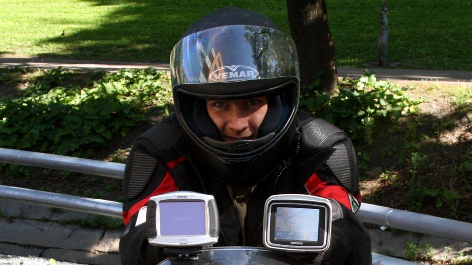 TEST: Vi tester GPS for MC