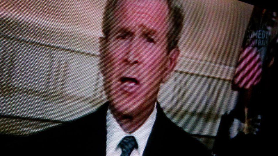 Telenor saksøkte Bush