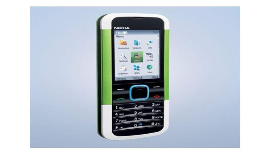 Nokia 5000 - Brukerhåndbok