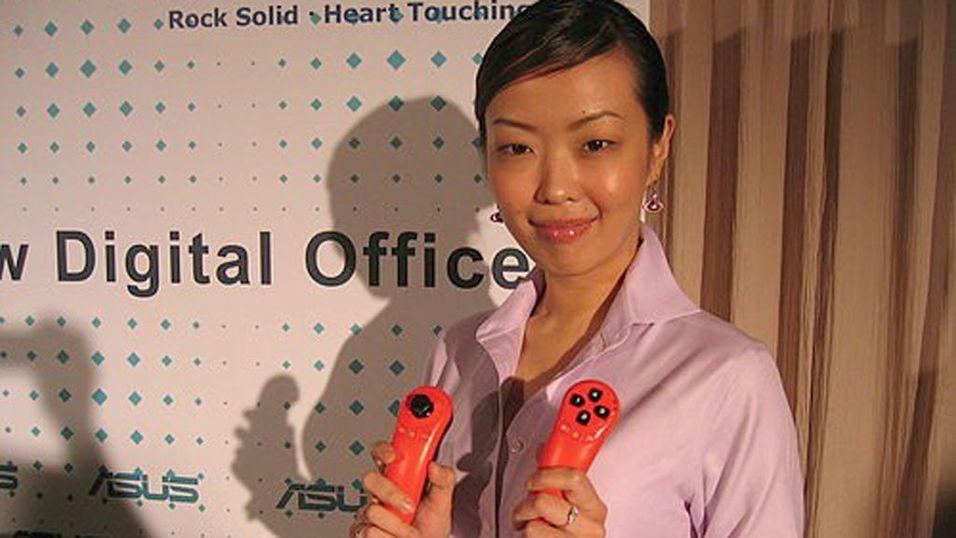 Asus Eee-PC blir Wii