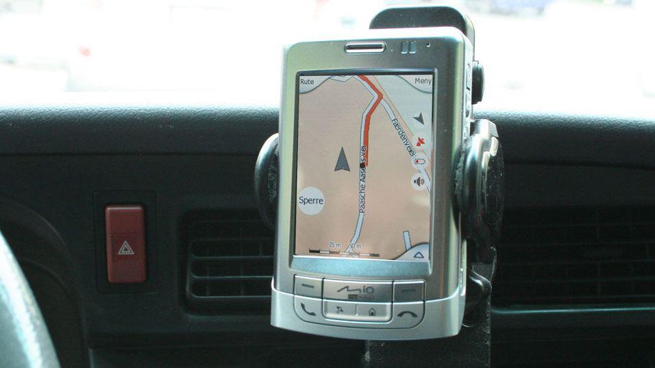 TEST: Test av mobile GPS-programmer: MioMaps