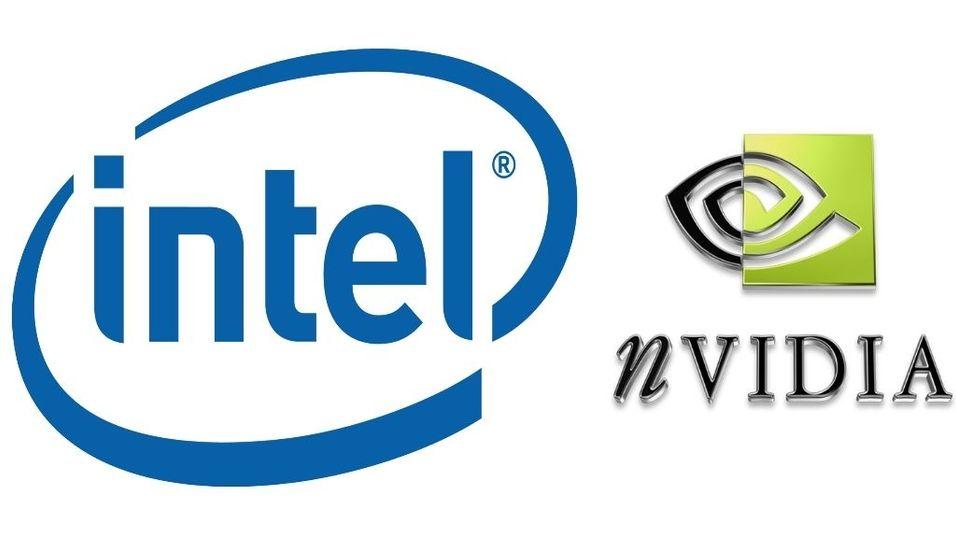 Intel og Nvidia i krig
