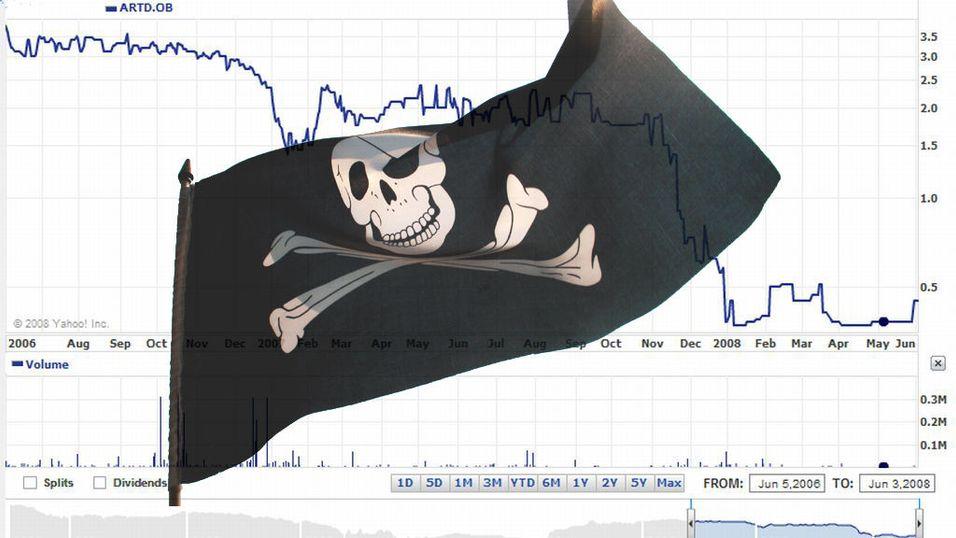 Piratjakt er dårlig business