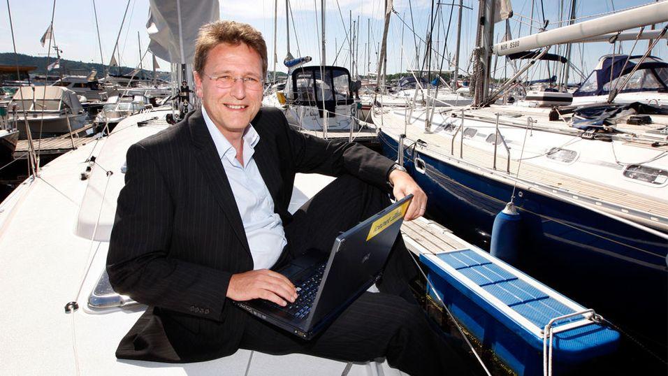 Internett for båtfolket