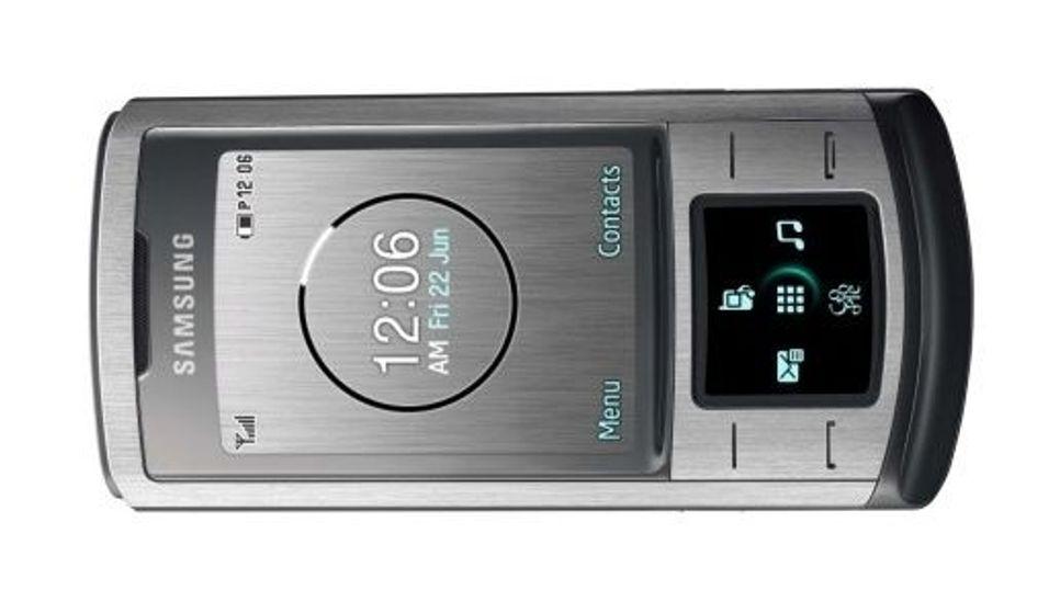Samsung SGH-U900 Soul - Brukerhåndbok