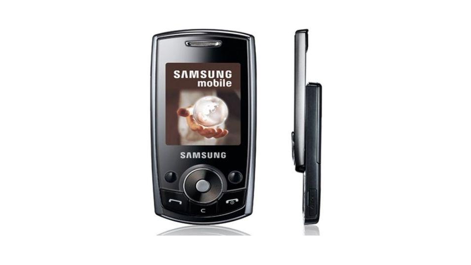 Samsung SGH-J700 - Brukerhåndbok