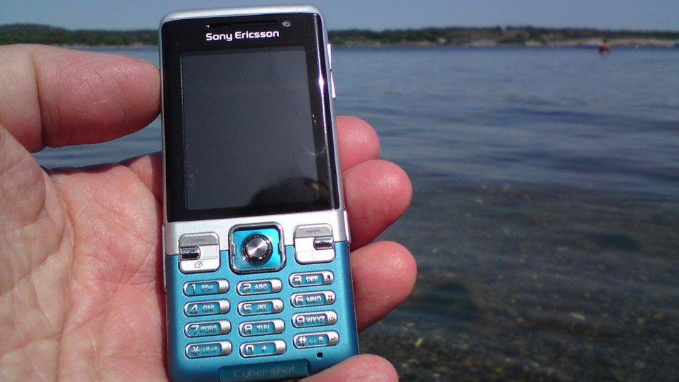 TEST: Endelig, Sony Ericsson!