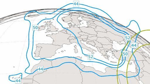 Canal digital dekningskart parabol