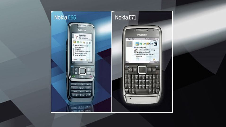 Smugtitt på nye Nokia-modeller