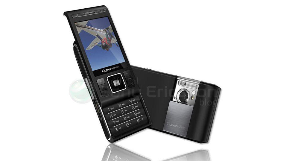 Sony Ericsson med åtte megapiksler