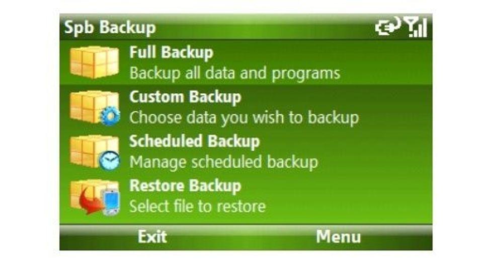 Spb Backup 2.0