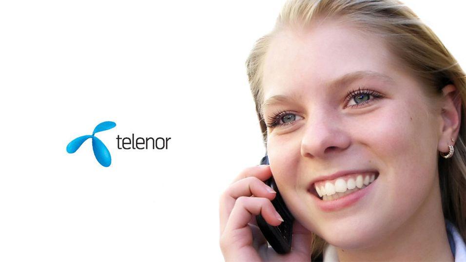 Fri Kontakt med Telenor-vennene dine