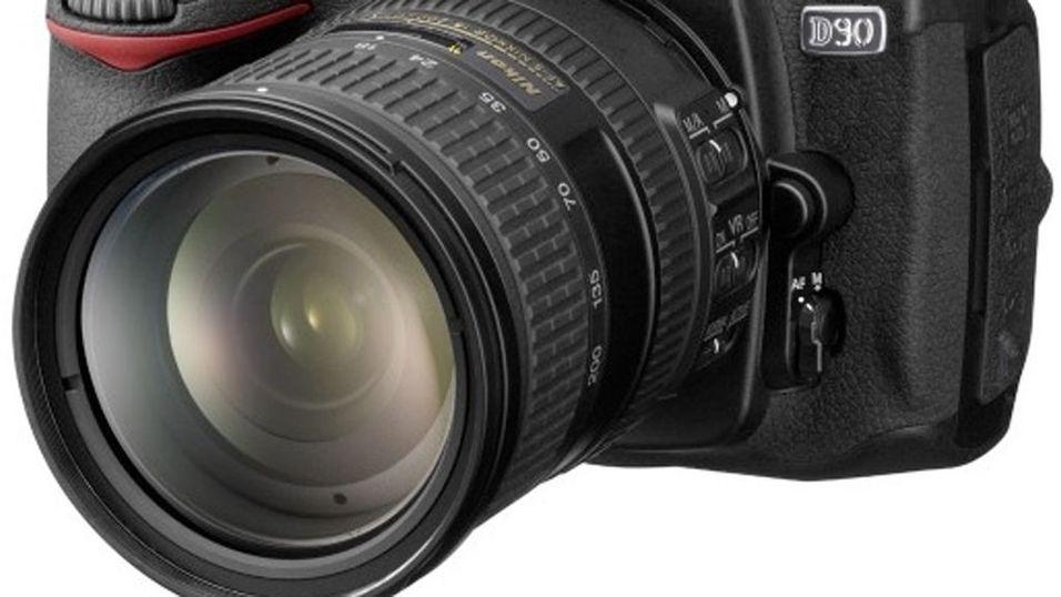 Nytt kamera fra Nikon i morgen?