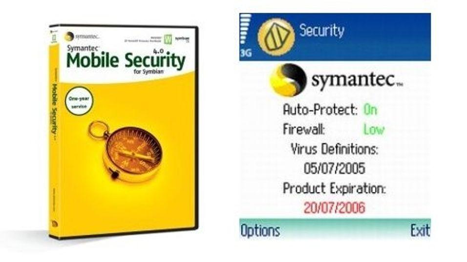 Symantec Mobile Security 4