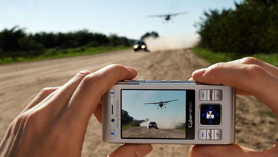 Nytt kameramonster fra Sony Ericsson