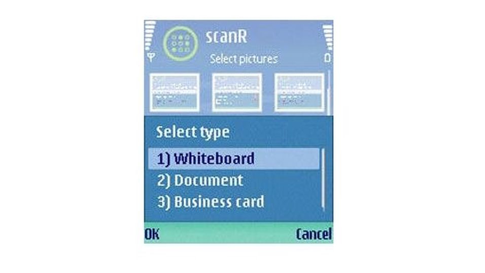 ScanR scan, copy and fax