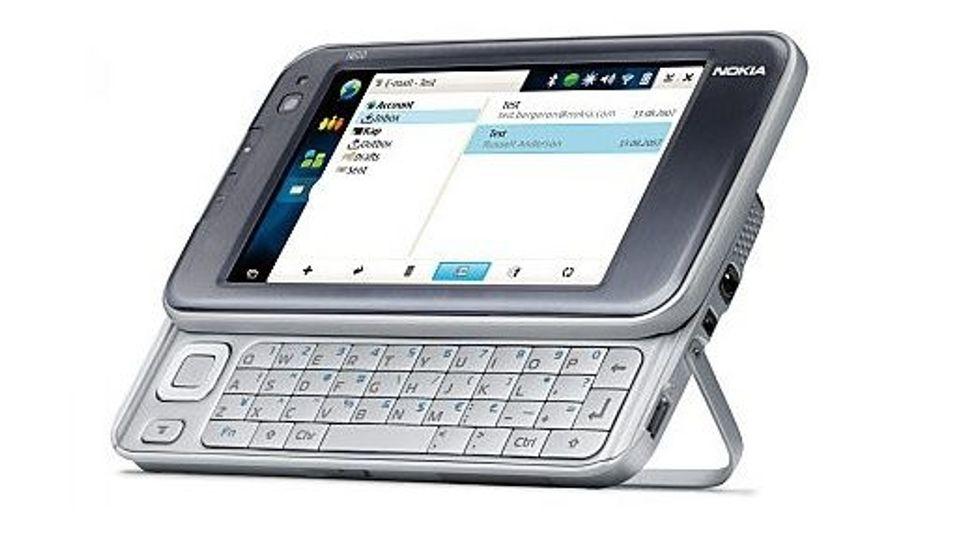 Nokia N800/N810 Internet Tablet - Brukerhåndbok