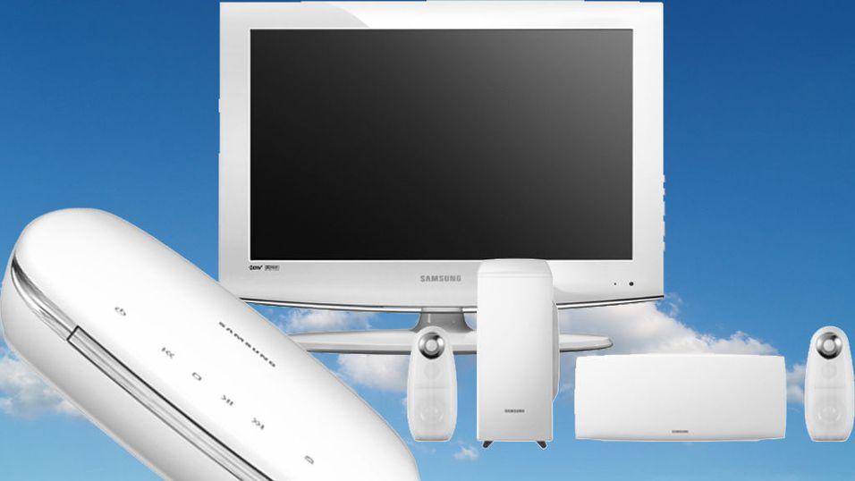 Samsung satser på sommer-TV