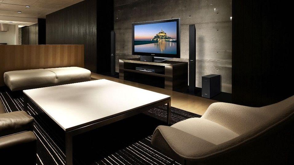 Første bakkenett-TV fra Panasonic