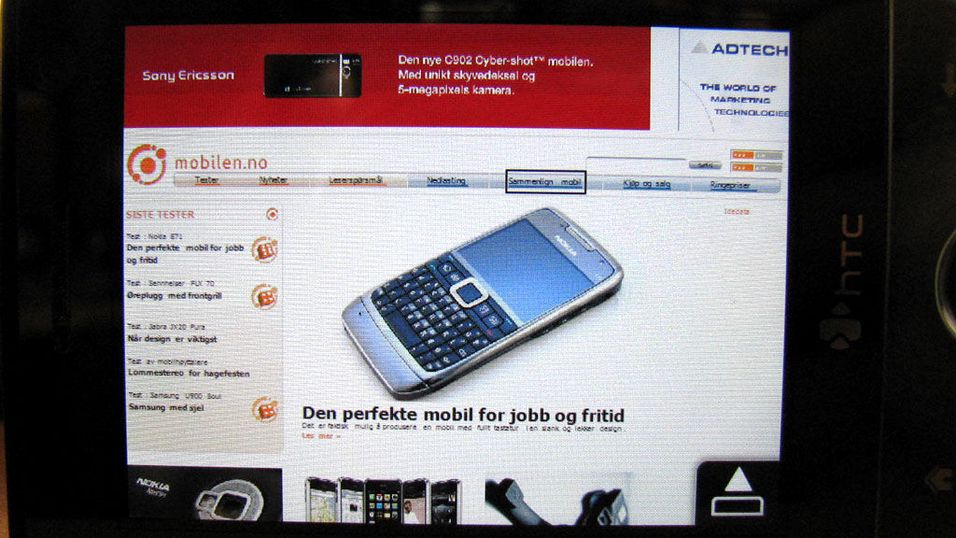 Opera 9.5 snart på Windows Mobile