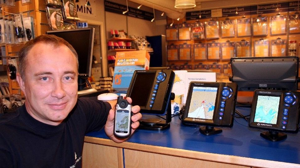 GUIDE: Båt-GPS til halv pris