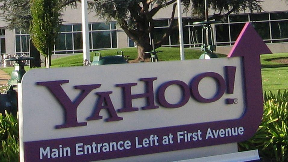 Microsoft og Yahoo prater igjen