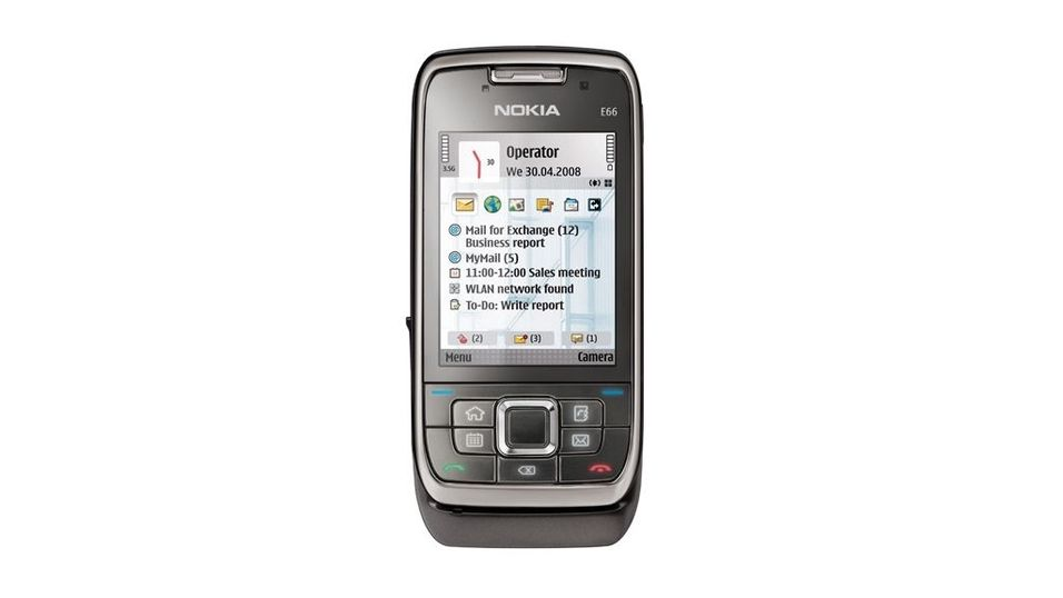 Nokia E66 - Brukerhåndbok