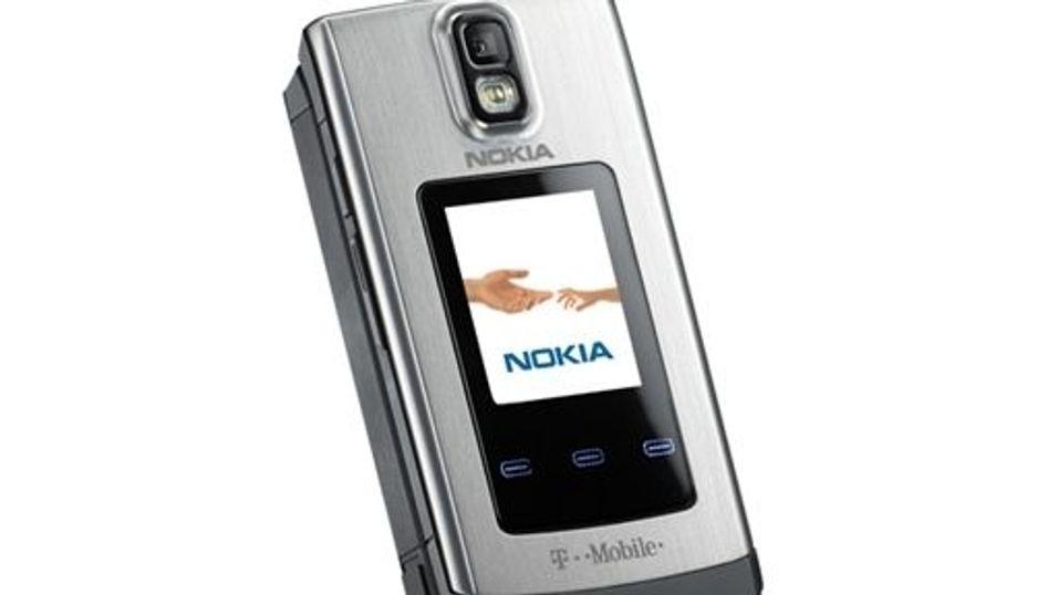 Nokia 6650 Fold - Brukerhåndbok