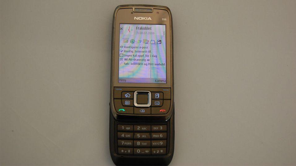 Vi prøver Nokias nye proffmobil