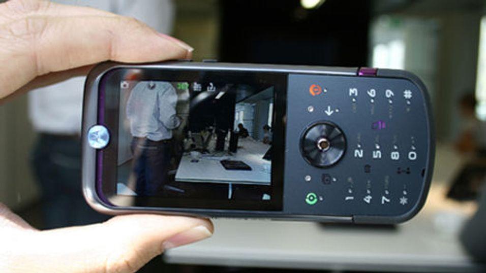 Motorola-mobil overrasker med bra kamera