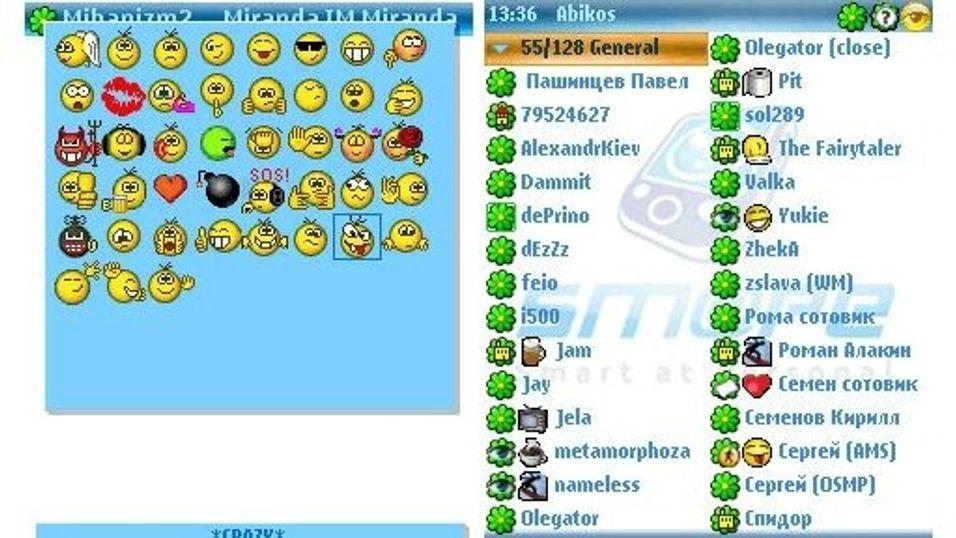 Smaper - ICQ Messenger