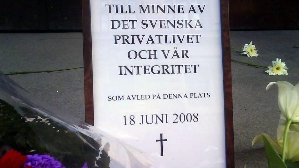 Svenskene angrer