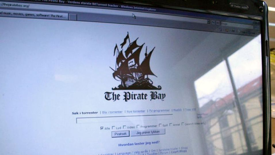 Kriminelle utnytter pirater