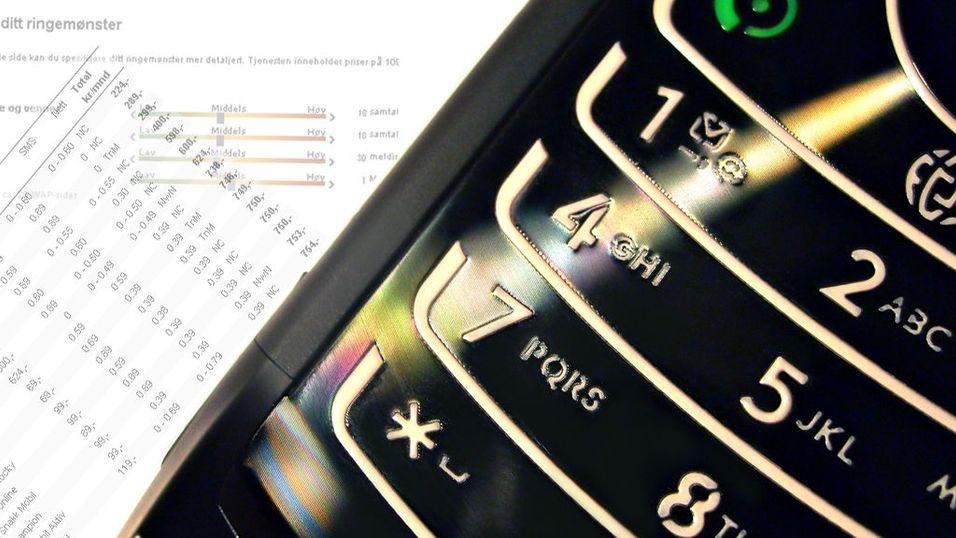 De beste abonnementene for SMS