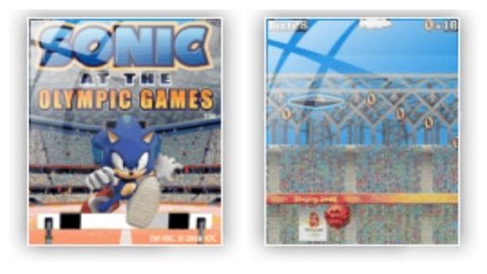 Sonic in the Olympic Games