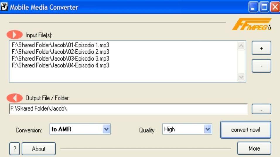 Miksoft Mobile Media Converter 1.3